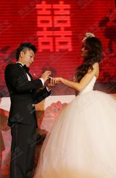 奥运冠军李小鹏大婚,李小鹏结婚,奥运冠军李小鹏结婚