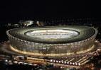 世界杯球场夜景