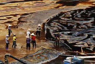 紫金矿业 污染