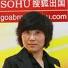 圆桌星期二,嘉华世达加拿大部项目总监刘晓丹,搜狐出国,留学加拿大,加拿大留学,留学中介,留学专家