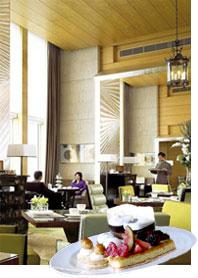 四季酒店The Lounge:周末悠闲之选