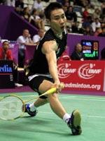 李宗伟,2010羽毛球世锦赛