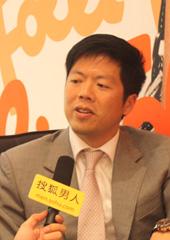 folli follie中国区总经理麦家辉