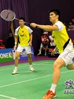 蔡�S/傅海峰,2010羽毛球世锦赛