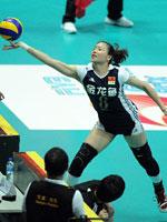 魏秋月,2010世界女排大奖赛总决赛