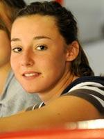 美女,2010羽毛球世锦赛