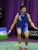 朴成焕,2010羽毛球世锦赛