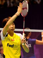 汪鑫,2010羽毛球世锦赛