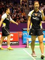 郑波/马晋,2010羽毛球世锦赛
