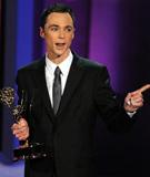 第62届艾美奖喜剧类最佳男主角获得者:吉姆-帕森斯