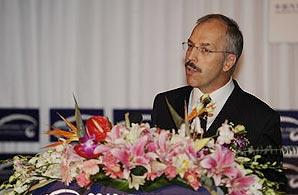 霍尼韦尔交通系统集团首席技术官 Karl-Heinz Bauer