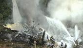 印度客机失事158人死