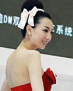 2009上海车展人气车模