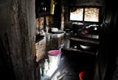 居民的厨房