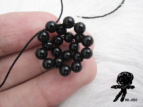 晶小晶 零技术DIY珍珠项链