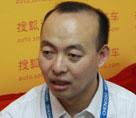 江淮汽车乘用车公司营销副总经理 李建华