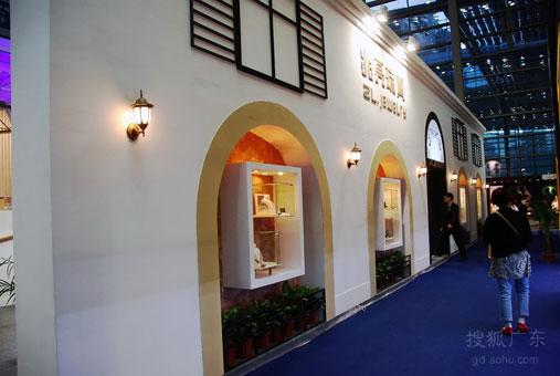 2010年深圳国际珠宝展,兆亮珠宝展馆