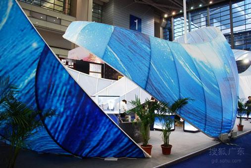 2010年深圳国际珠宝展,缘与美珠宝展馆