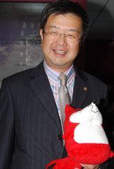 WCJ总裁杜源宁