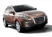 先期上市SUV 卖点为智能行车电脑和涡轮增压发动机
