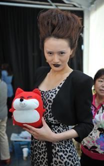 春夏,发布会,花絮,上海时装周,2011