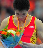张成龙,体操世锦赛