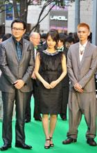 第23届东京电影节-堀北真希、高良健吾