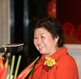 2006年风云人物玖龙纸业董事长张茵
