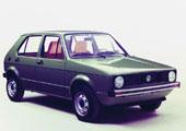 电动高尔夫 ―― 经典车型与电动技术的首次融合(1976)