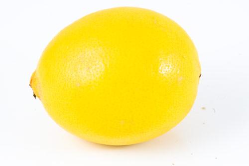 柠檬素描图片步骤图解