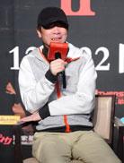 《非诚勿扰2》宣传-导演冯小刚