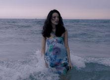 《非诚勿扰2》剧照-舒淇在海中的戏份