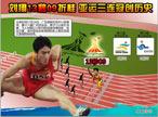 刘翔13秒09成就三连冠伟业
