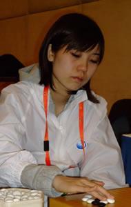 铃木步,围棋美女,广州亚运会