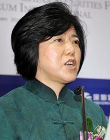 宋丽萍:持续创新 重点发展指基、分级基金和债基