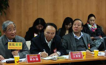 搜狐教育 圆桌星期二 教育年度新闻人物 王旭明 谢湘 方舟子