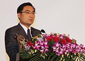 宝马(中国)汽车贸易有限公司售后服务副总裁 康波