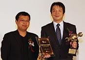 年度优秀服务品牌(进口/高档车组):英菲尼迪中国事业总部