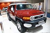 2011款丰田FJ酷路泽