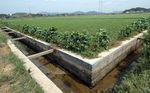 缺少必要的水利设施