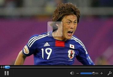 视频集锦-韩国弃将凌空抽射世界波 日本加时1-0绝杀澳洲
