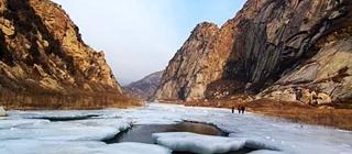 白河如龙冰封之下暗流涌动