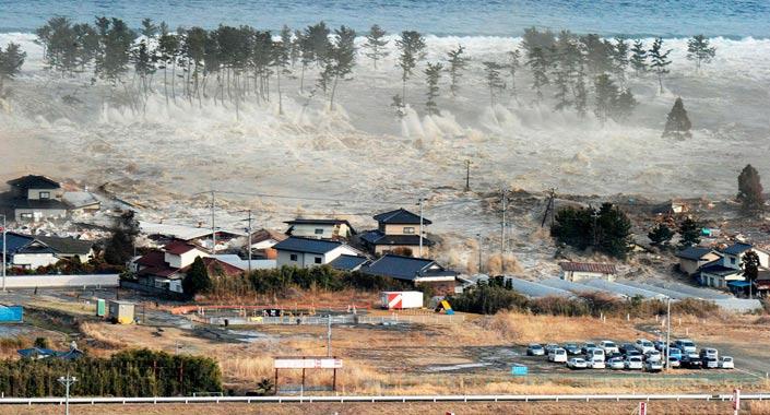 日本地震给人类的警示 - 嘎子 - 嘎子