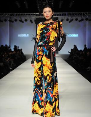 香港时装设计师汇演