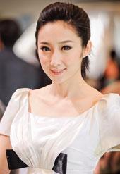 最美微笑嫩白美模