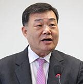 韩泰轮胎总裁兼中国本部董事长许琪烈