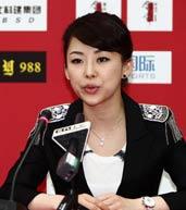 潘晓婷,美女,九球北京公开赛
