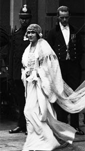 伊丽莎白女王的母亲