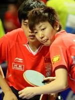 郝帅/木子,2011世乒赛