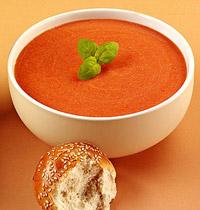 酸奶酪拌蕃茄